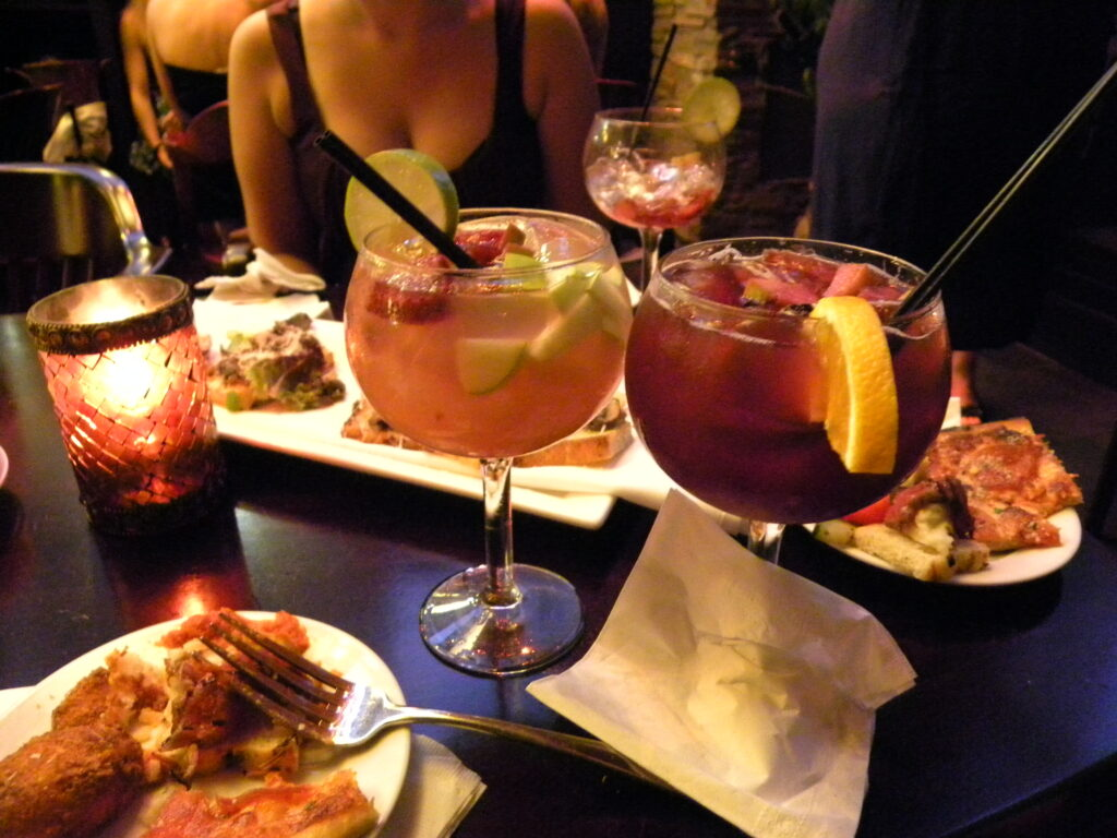 Sangria from Rustic Kitchen