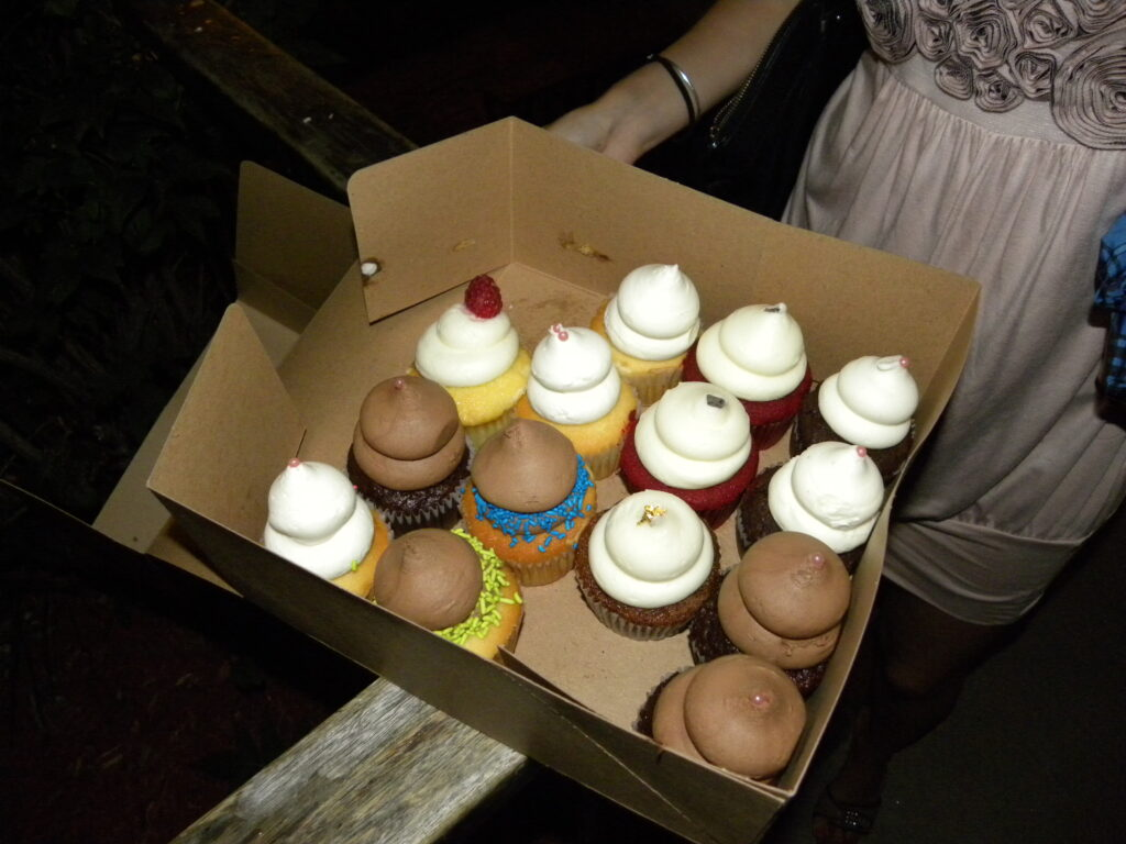 cupcakes from Sweet