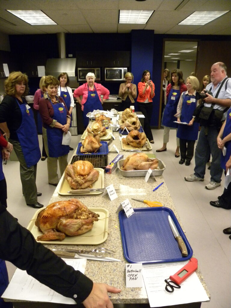 turkey lineup