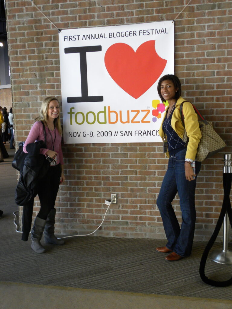 we love foodbuzz