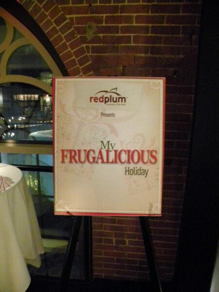 frugalicious holiday