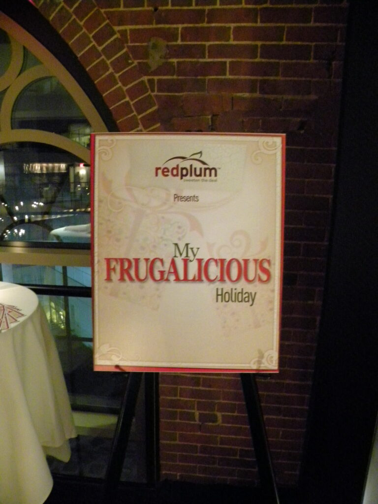 frugalicious holiday