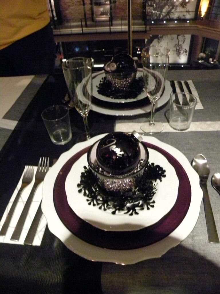 ikea table setting