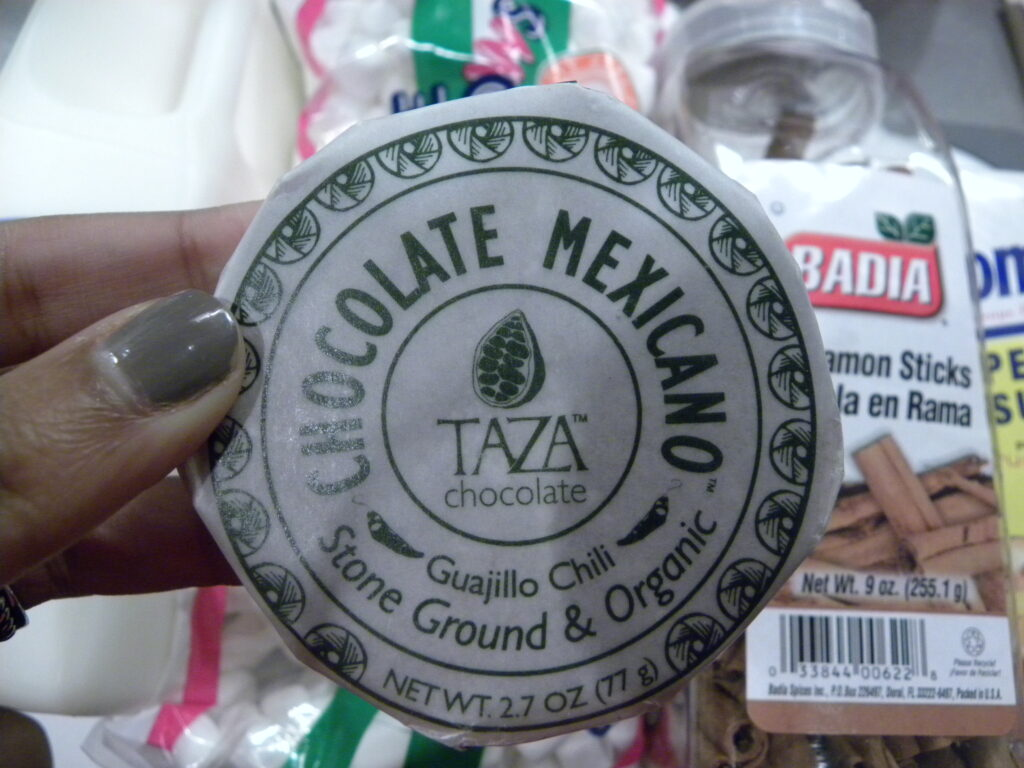 Taza Mexican Chocolate