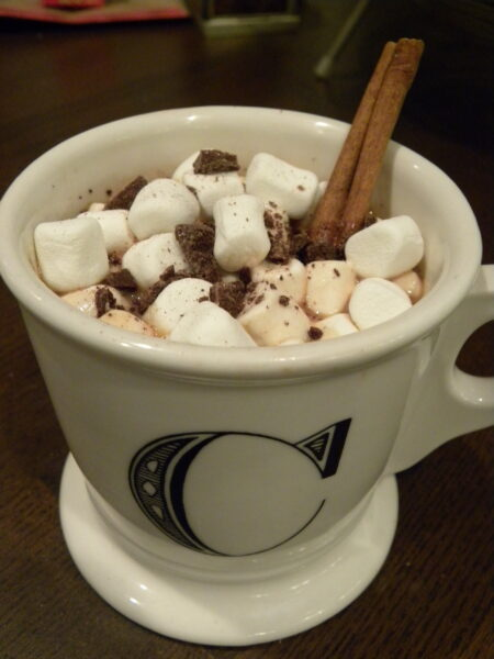 Taza Mexican Hot Chocolate