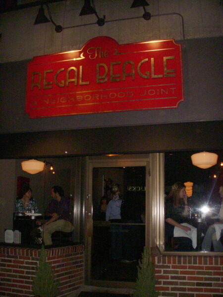 The Regal Beagle in Brookline's Coolidge Corner