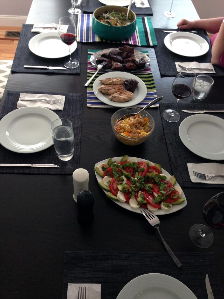 DinnerSpread