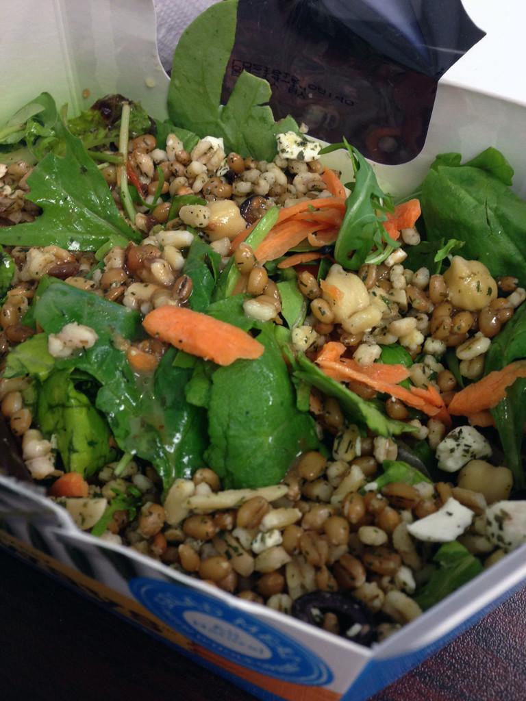 Dole Takeaway Salad 2