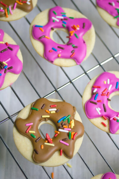 Doughnut Sugar Cookies -- This dessert solves the great cookie versus doughnut debate | wearenotmartha.com