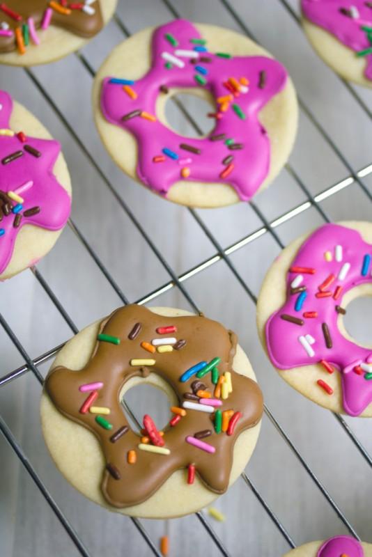 Doughnut Sugar Cookies -- This dessert solves the great cookie versus doughnut debate | wearenotmartha.com