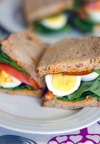 Egg, Lettuce, and Tomato Sandwich with Sriracha Mayo 3-1.jpg