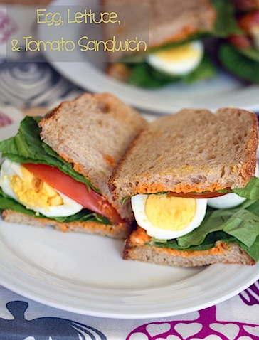 Egg, Lettuce, and Tomato Sandwich with Sriracha Mayo.jpg