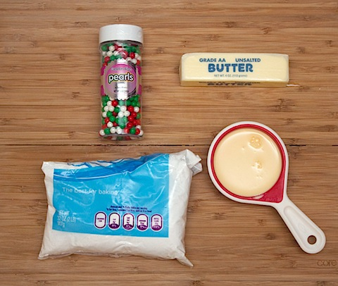 Egg Nog Peanut Butter Cupakes Frosting Ingredients.jpg