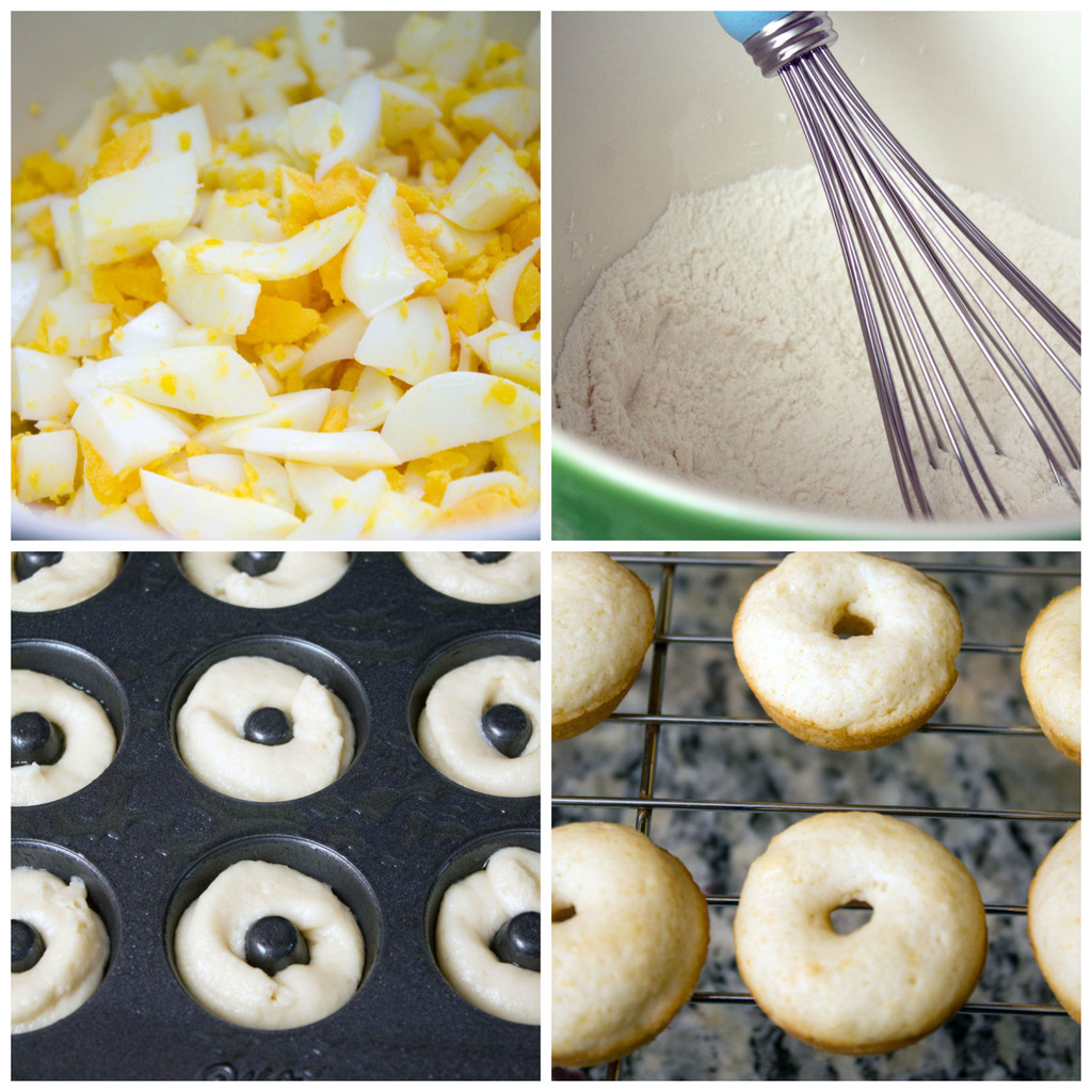 Egg-Salad-Doughnut-Making