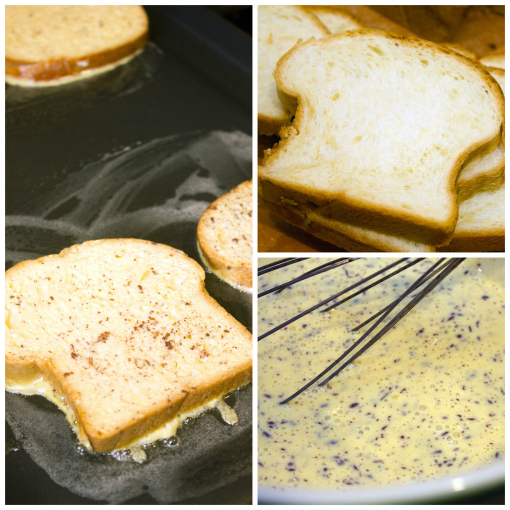Eggnog-French-Toast-Making-Collage