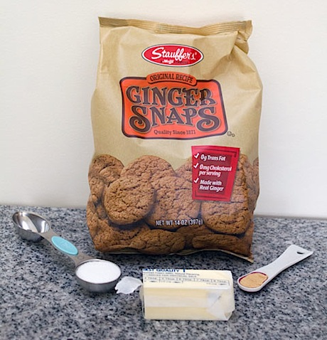 Eggnog Ice Cream Pie Ginger Snaps Crust Ingredients.jpg