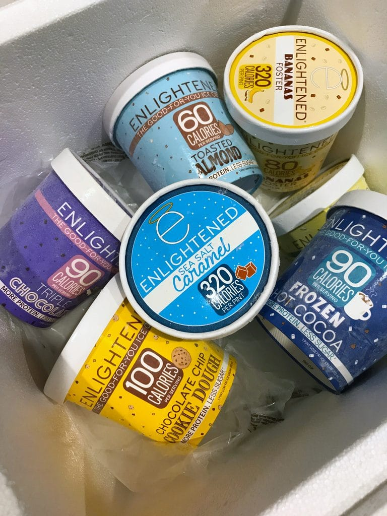 Enlightened Ice Cream| wearenotmartha.com