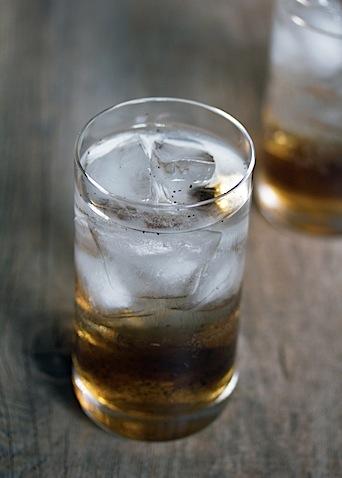 Espresso Soda Cocktail