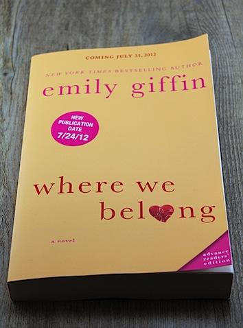 Favorite Things-Where-We-Belong-Emily-Giffin.jpg