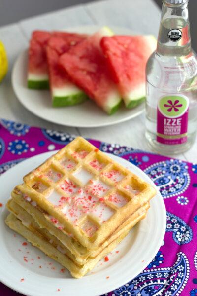 Fizzy-Fruity-Waffles-with-Sparkling-Glaze-15