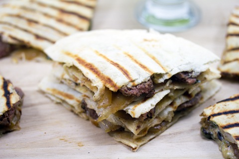 Flank Steak Gorgonzola Quesadillas 12.jpg