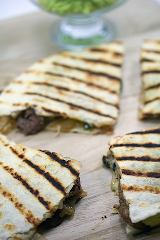 Flank Steak Gorgonzola Quesadillas 4.jpg