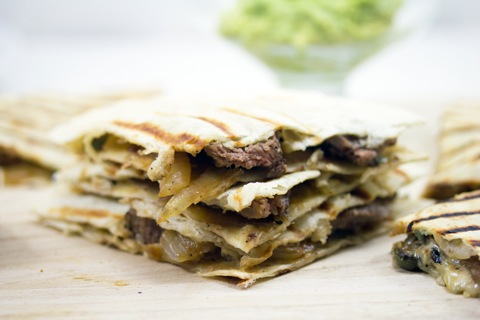 Flank Steak Gorgonzola Quesadillas 6.jpg