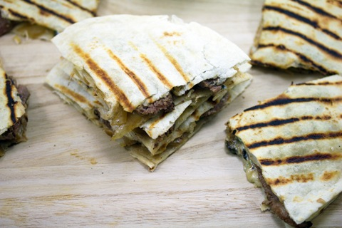 Flank Steak Gorgonzola Quesadillas 8.jpg