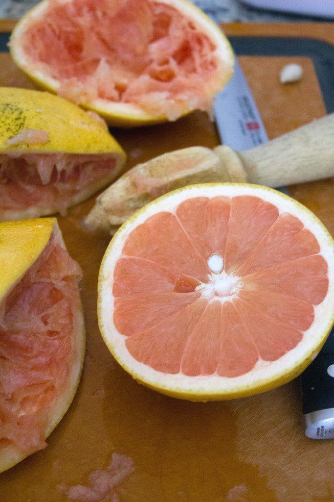 Florida Grapefruit | wearenotmartha.com