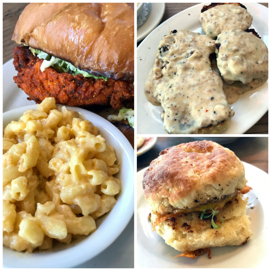 San Francisco and Wine Country Trip -- The Fremont Diner | wearenotmartha.com