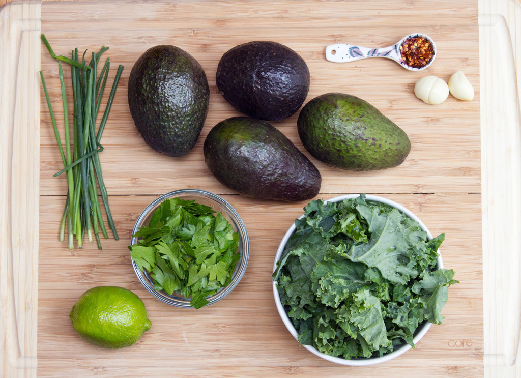 Garlicky_Green_Guacamole_Ingredients