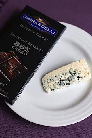 Ghirardelli Chocolate Pairings- Blue Cheese 1.jpg