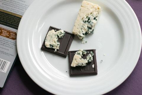 Ghirardelli Chocolate Pairings- Blue Cheese 3.jpg