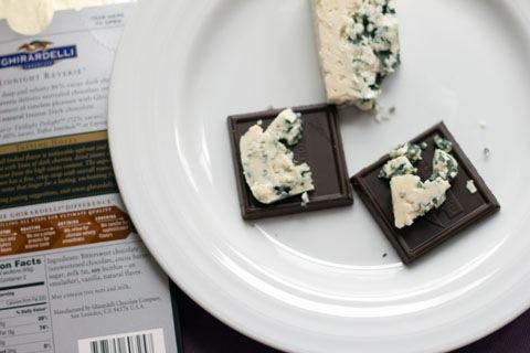 Ghirardelli Chocolate Pairings- Blue Cheese 4.jpg