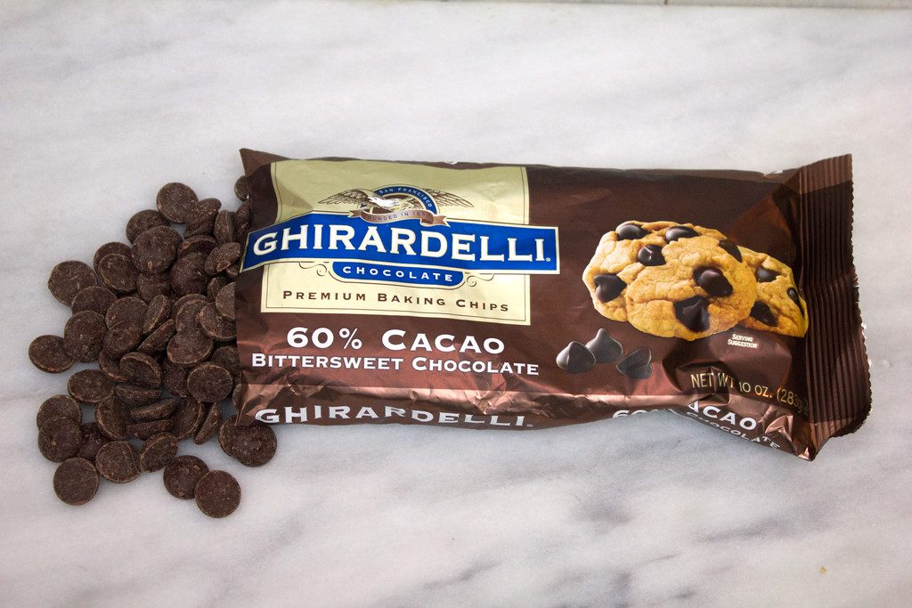 Ghirardelli Chocolate Chips | wearenotmartha.com