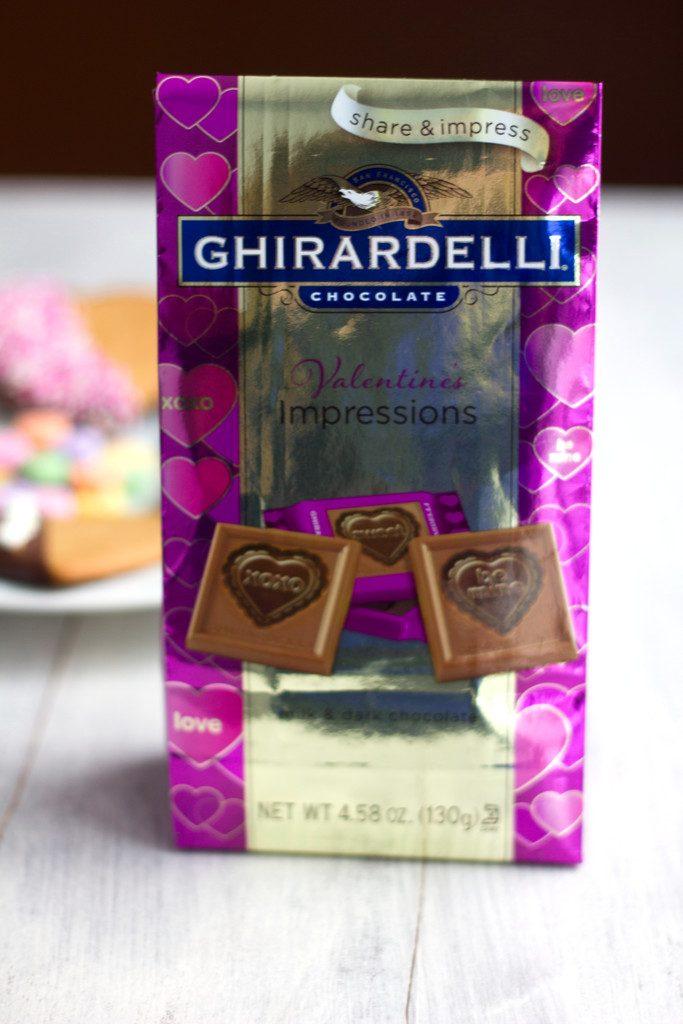 Ghirardelli Valentine's Day Impressions | wearenotmartha.com