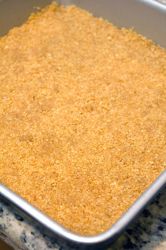 Ginger Graham Cracker Crust Unbaked