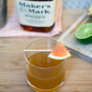 Grapefruit Maple Derby