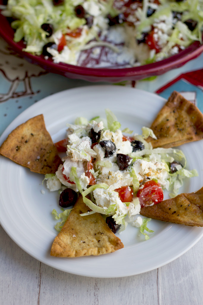 Greek Pita Chips Pita Chips The Perfect