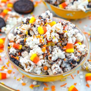 Halloween Party Popcorn