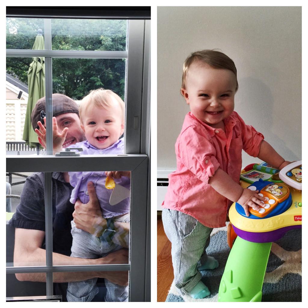 Happy Twins | wearenotmartha.com