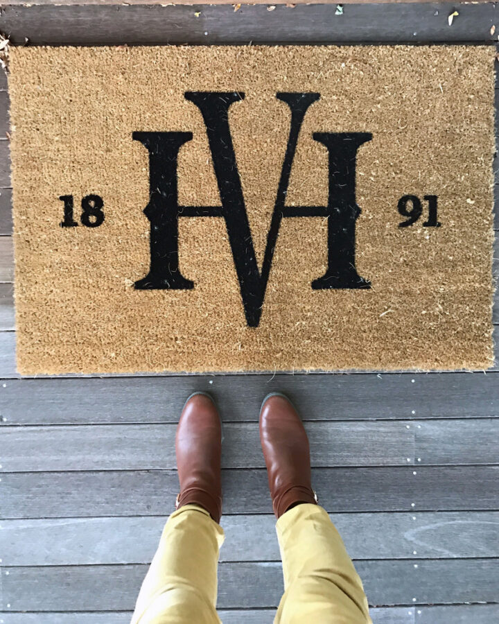 Harbor View Hotel on Martha's Vineyard -- A mini vacation in the off-season | wearenotmartha.com