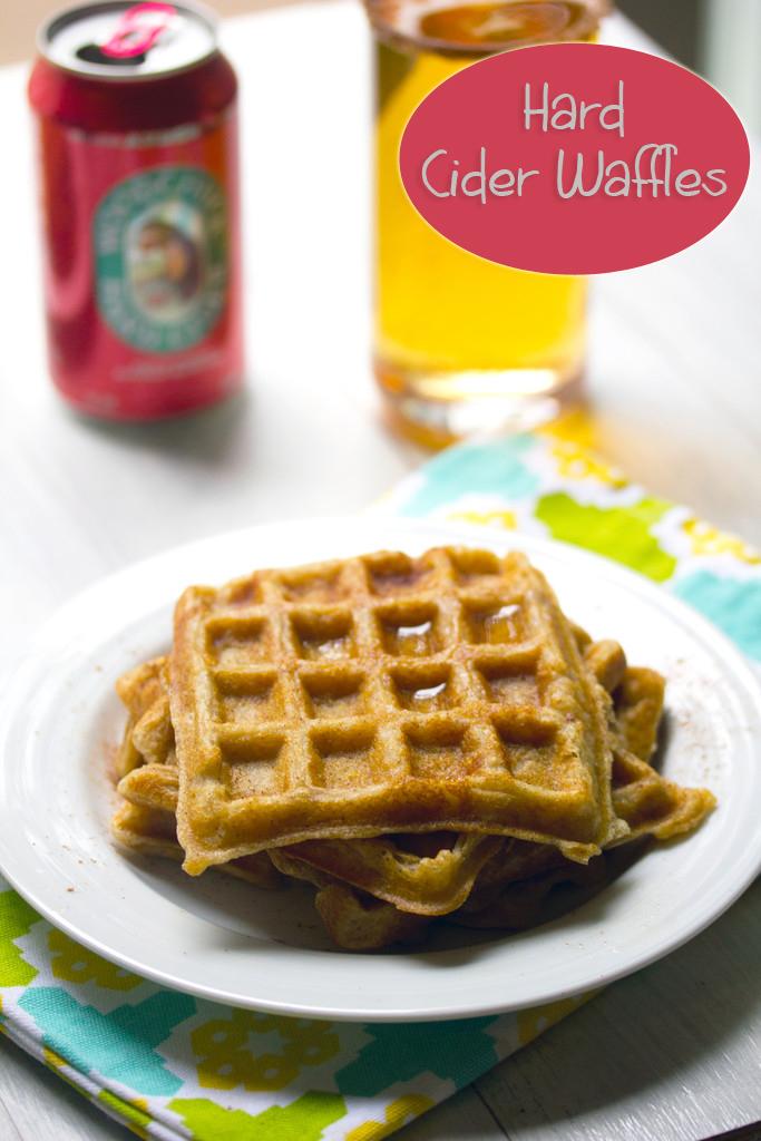 Hard Cider Waffles-1