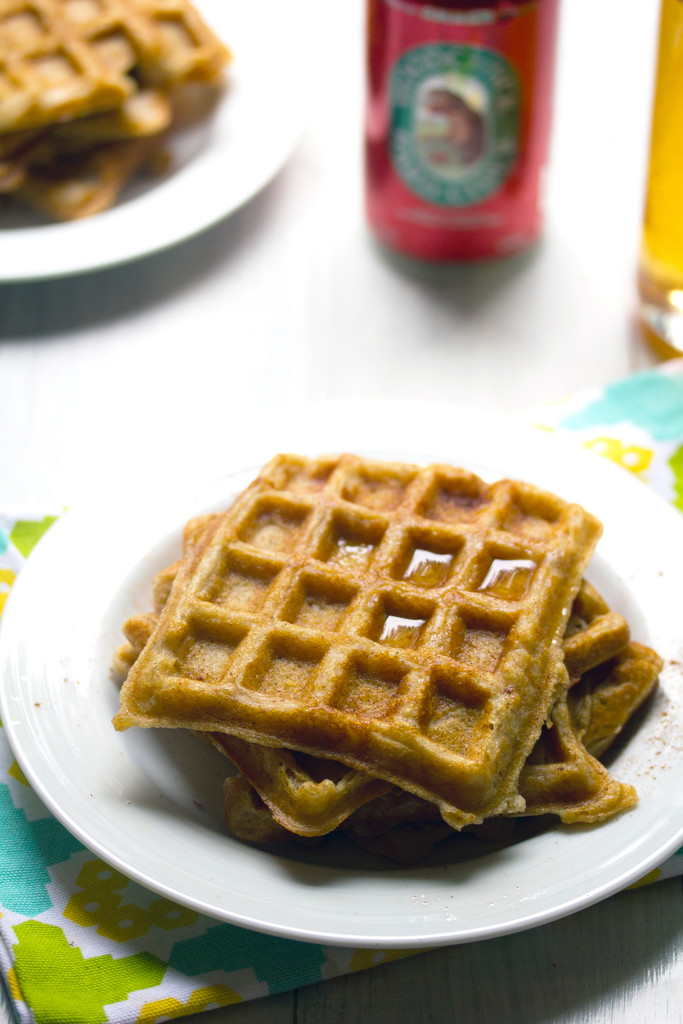 Hard Cider Waffles 8