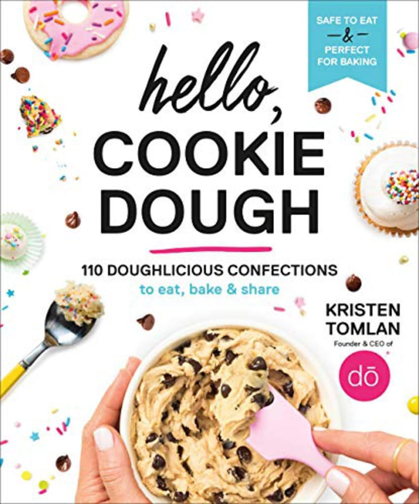 Cover of Hello, Cookie Dough cookbook