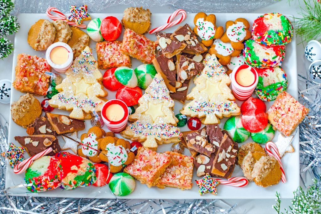 How To Arrange A Holiday Cookie Platter We Are Not Martha
