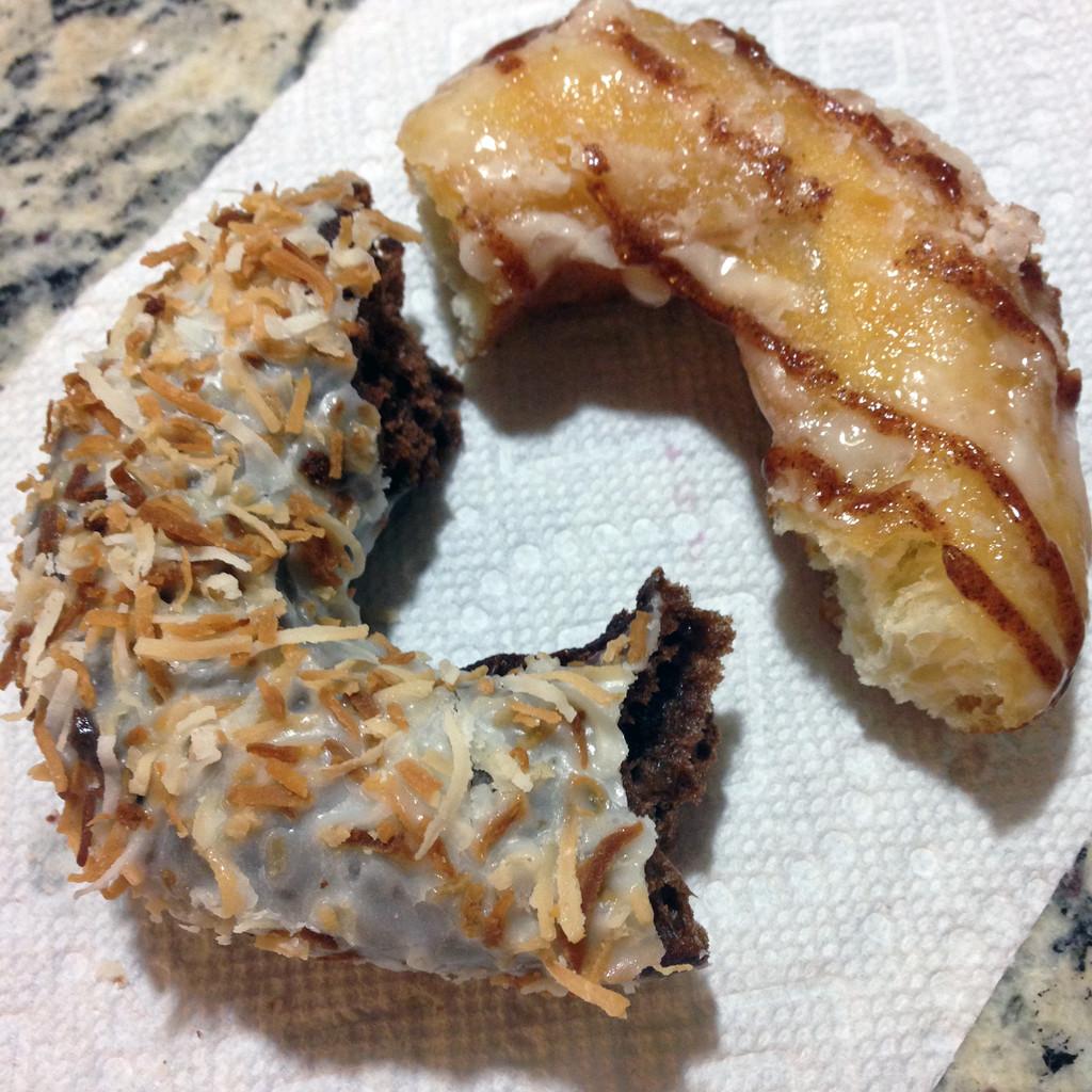 Holy Donuts Half