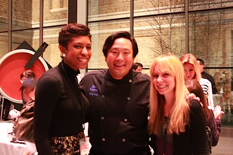 We are not Martha and Ming Tsai