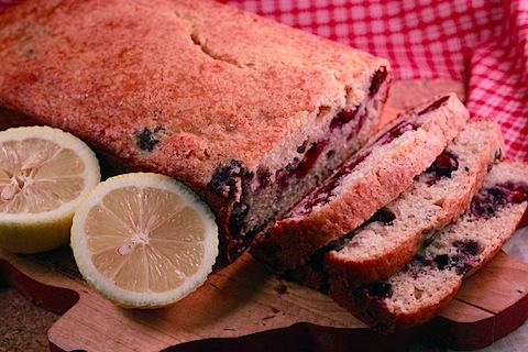 Blueberry-Lemon Bread