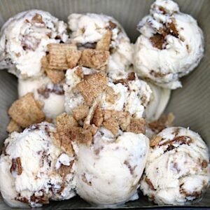 Cinnamon Toast Crunch Ice Cream